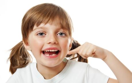 cura denti bambini pedodonzia